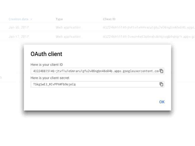 GCE metrics - Add new OAuth authorization