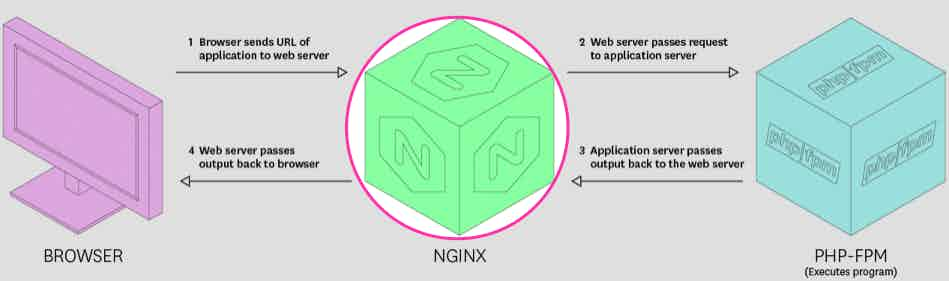 PHP-FPM health - Issue lies in NGINX